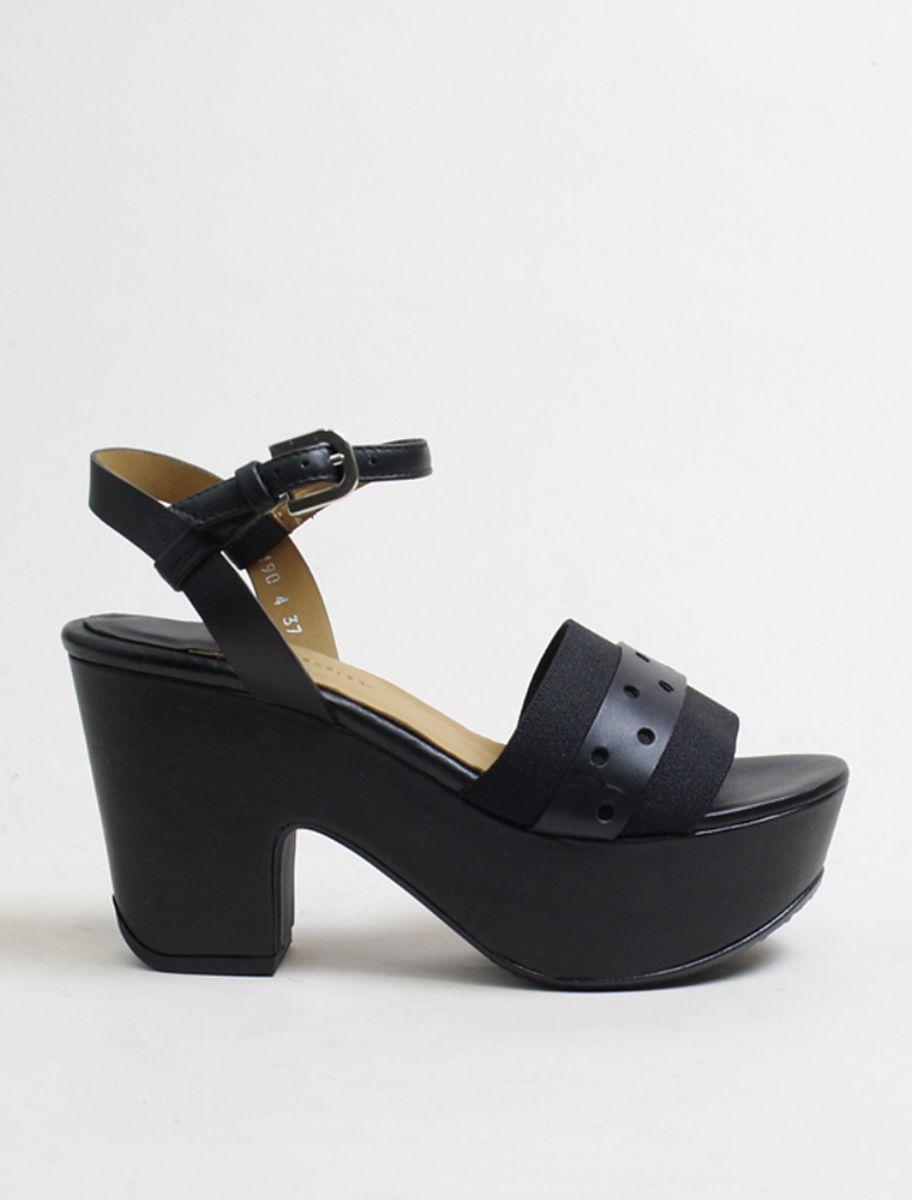 Audley sandalo black jukur - Corsi Shop fdd3bda63b7