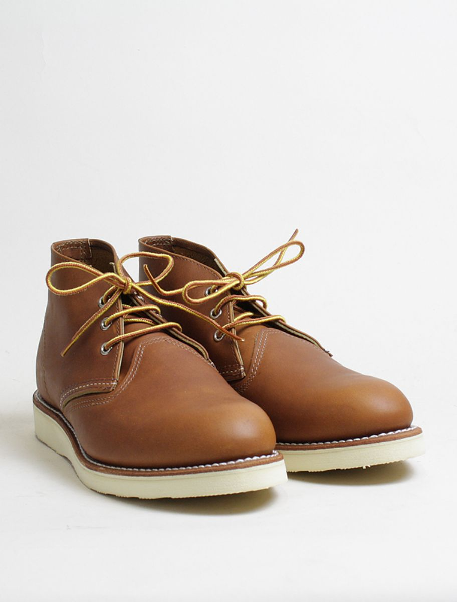 Red Wing Chukka 3140 3/4