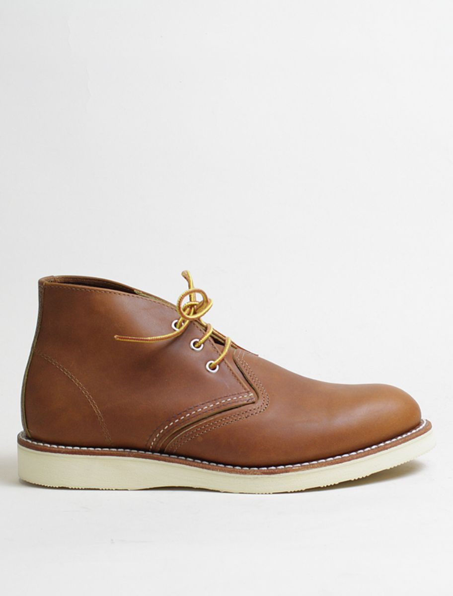 Red Wing Chukka 3140