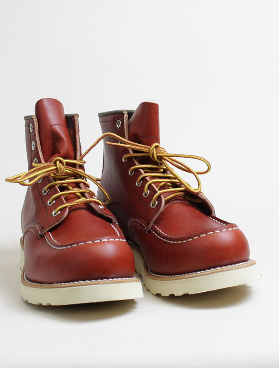 Red Wing Moc Toe 8131 oro russet 3/4