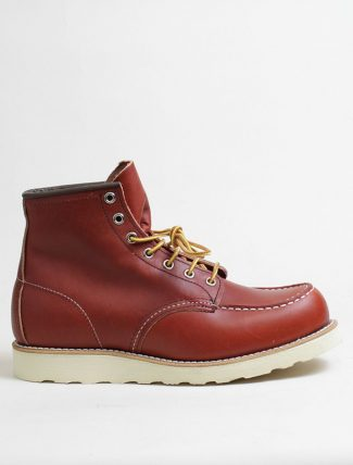 Red Wing Moc Toe 8131 oro russet