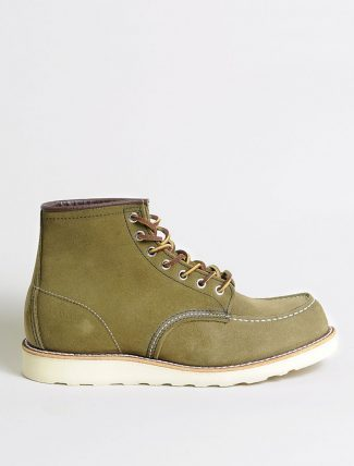 Red Wing 8181 Moc Toe Olive Mohave