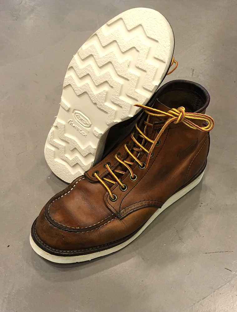 Shoe Repair - Wmn Red Wing Resole