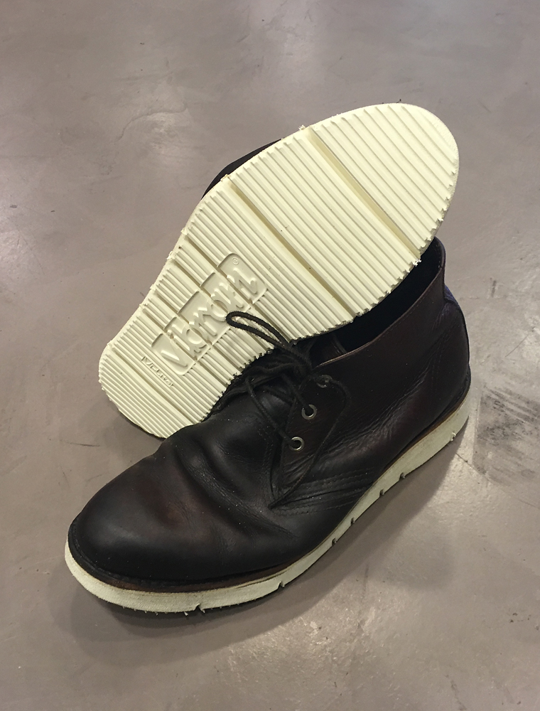 Repair - Men's Vibram Morflex resole