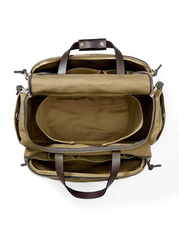 Filson Sportsman Utility bag Tan interno