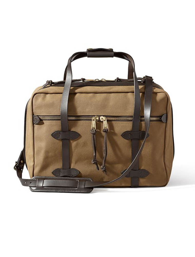 Filson borsa Pull-man small Tan