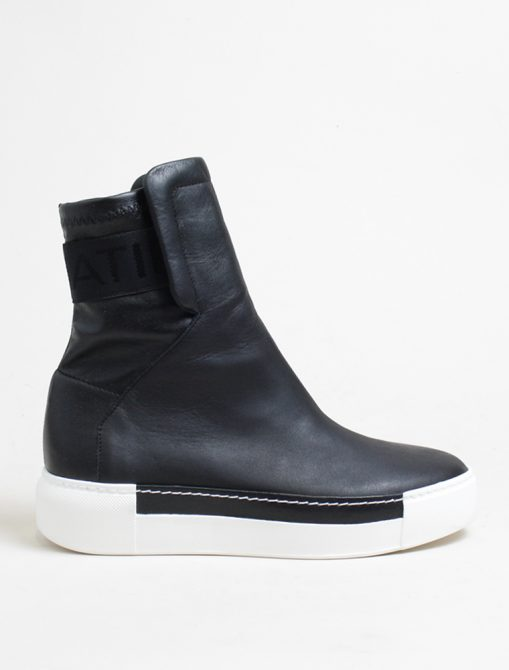 Vic Matiè sneakers tronc black