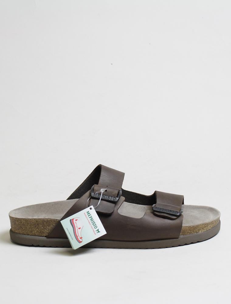 Mephisto sandali Nerio Dark Brown