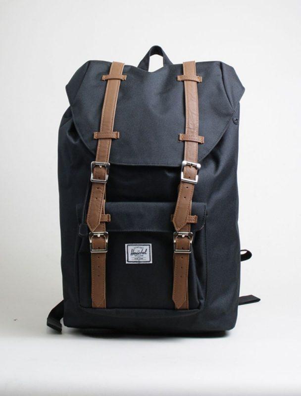 Herschel backpack Little America Mid Volume Black