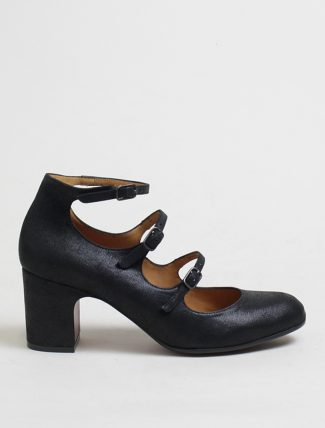 Chie Mihara Decolleté Flawless ginza negro