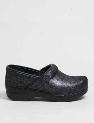 Dansko Professional black metallic