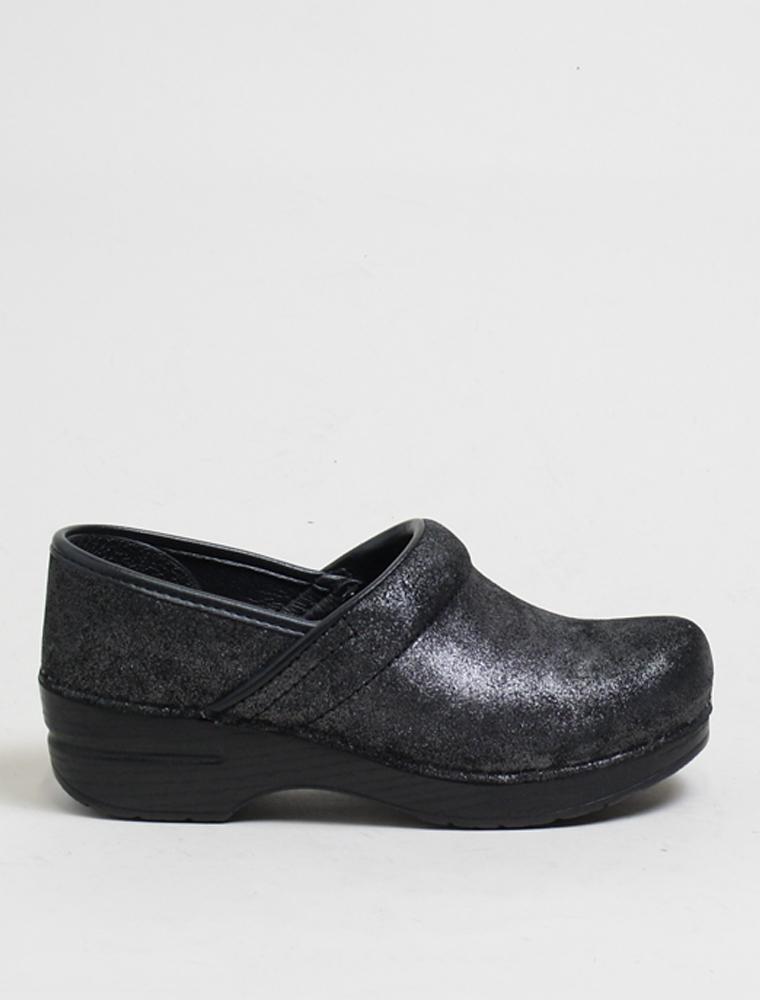 Dansko Professional black metallic