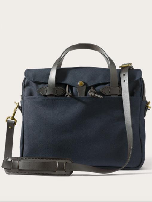 Filson borsa Original Briefcase Navy