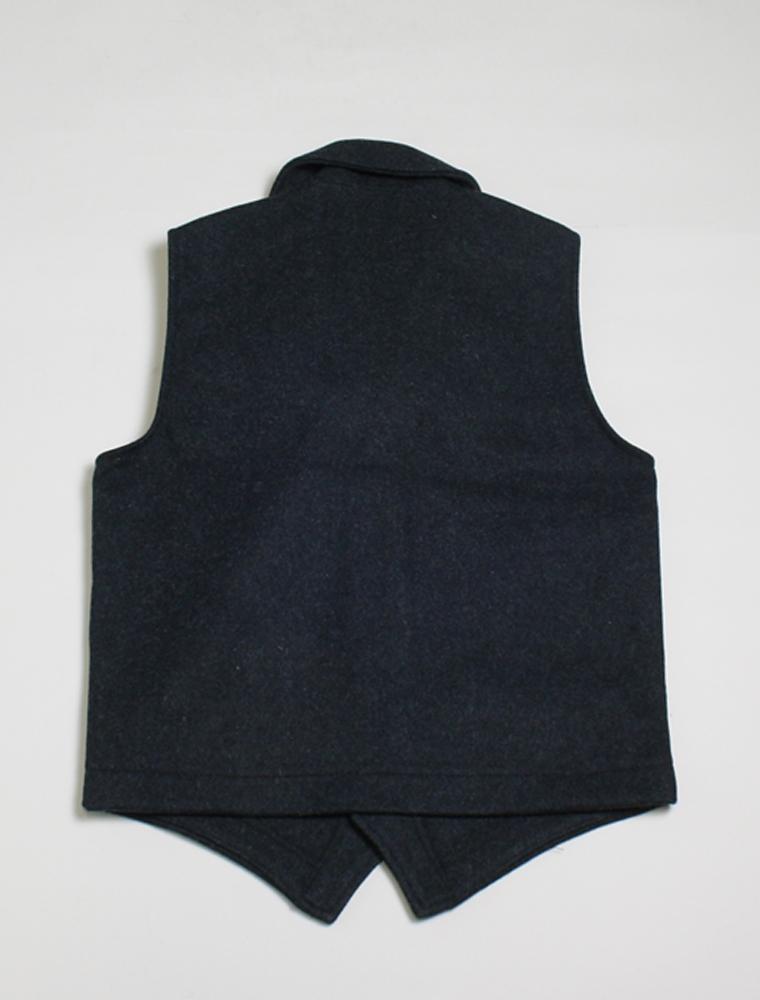 Filson Western vest Charcoal retro