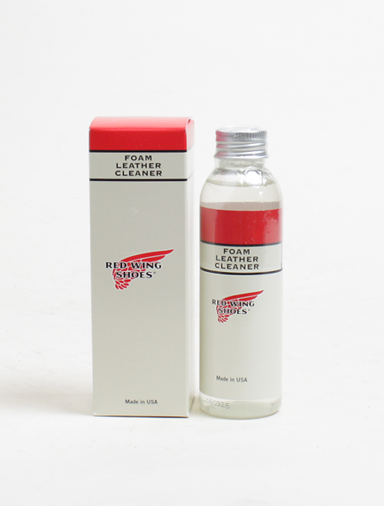 Red Wing 91025 Foam Leather Cleaner