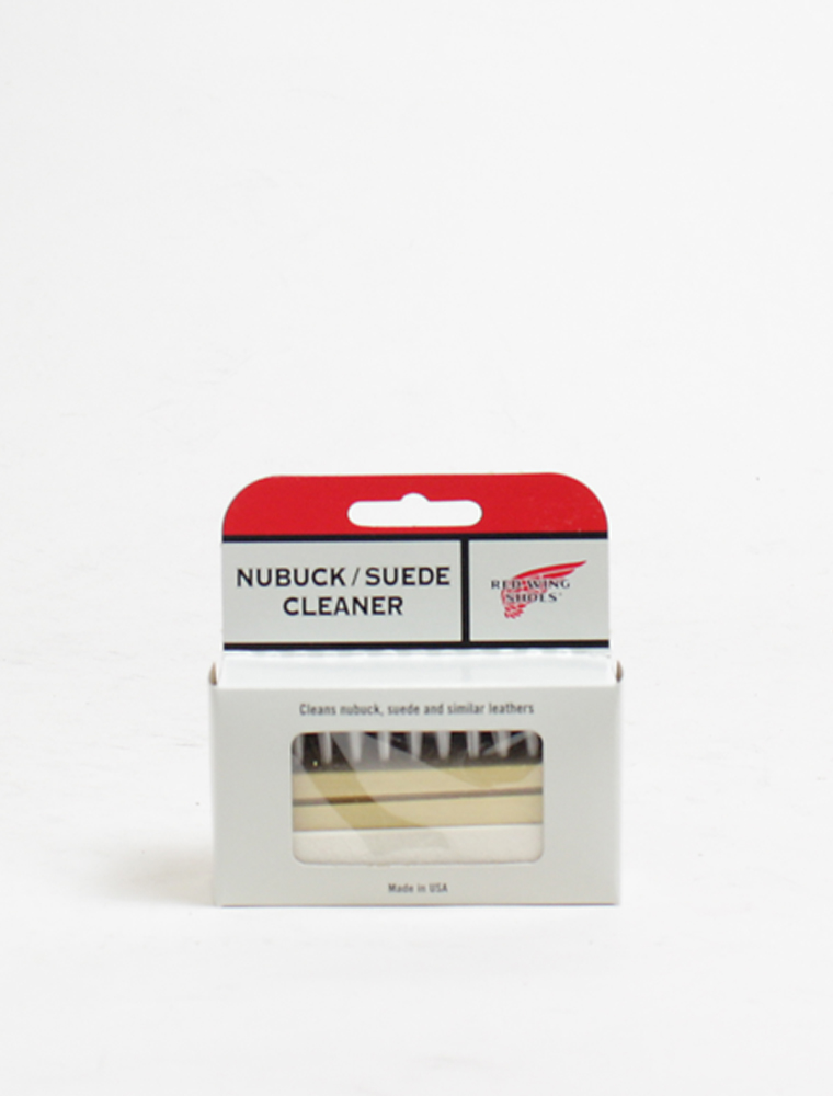 Red Wing 97109 Nubuk Suede brush