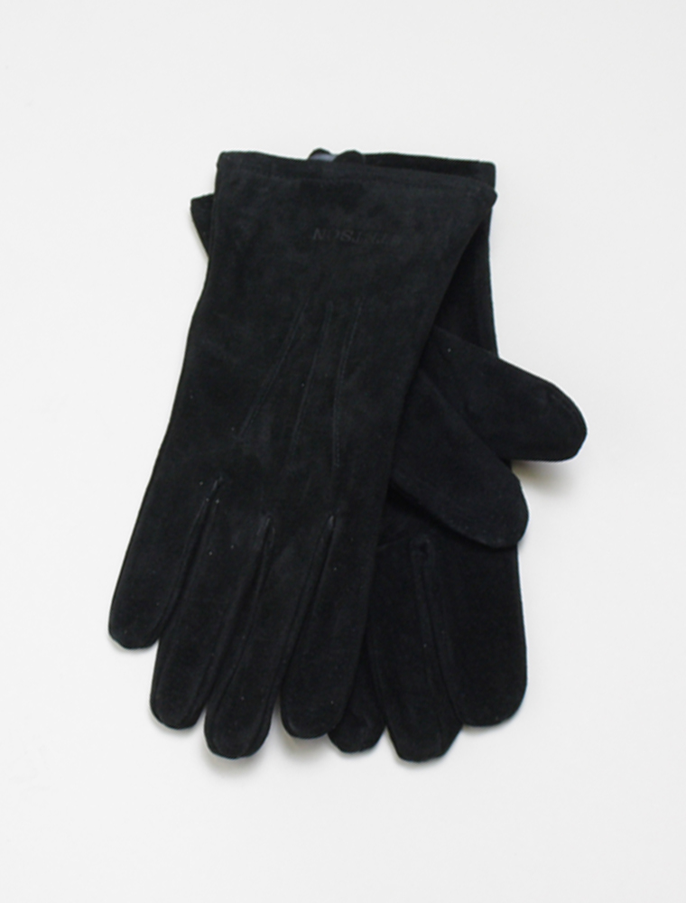 Stetson Gloves pig skin Black
