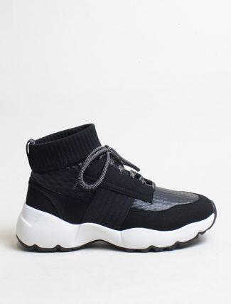 o.x.s. Sneakers Running nera