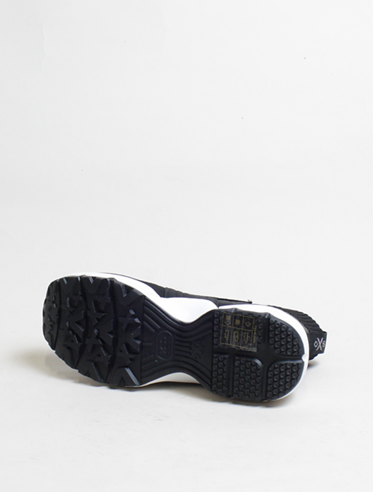 o.x.s. Sneakers Running nera suola