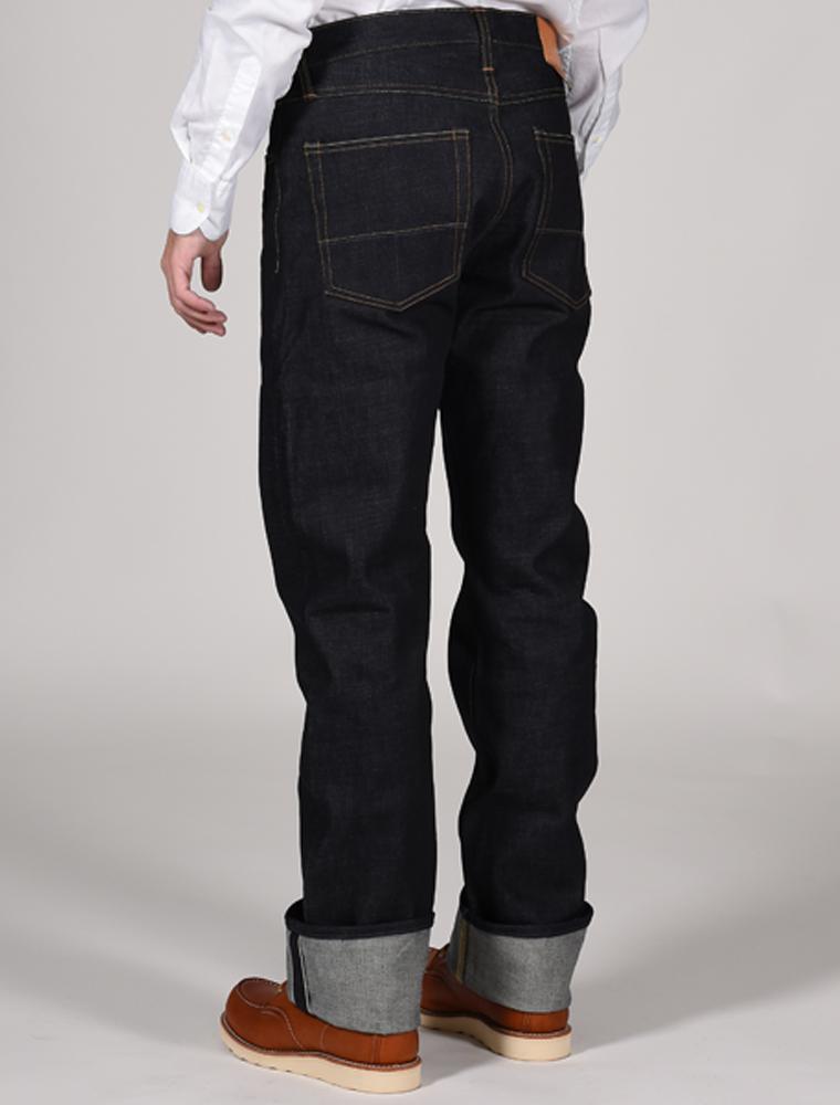 Tellason jeans Ankara indigo 14.75 oz 3-4 retro