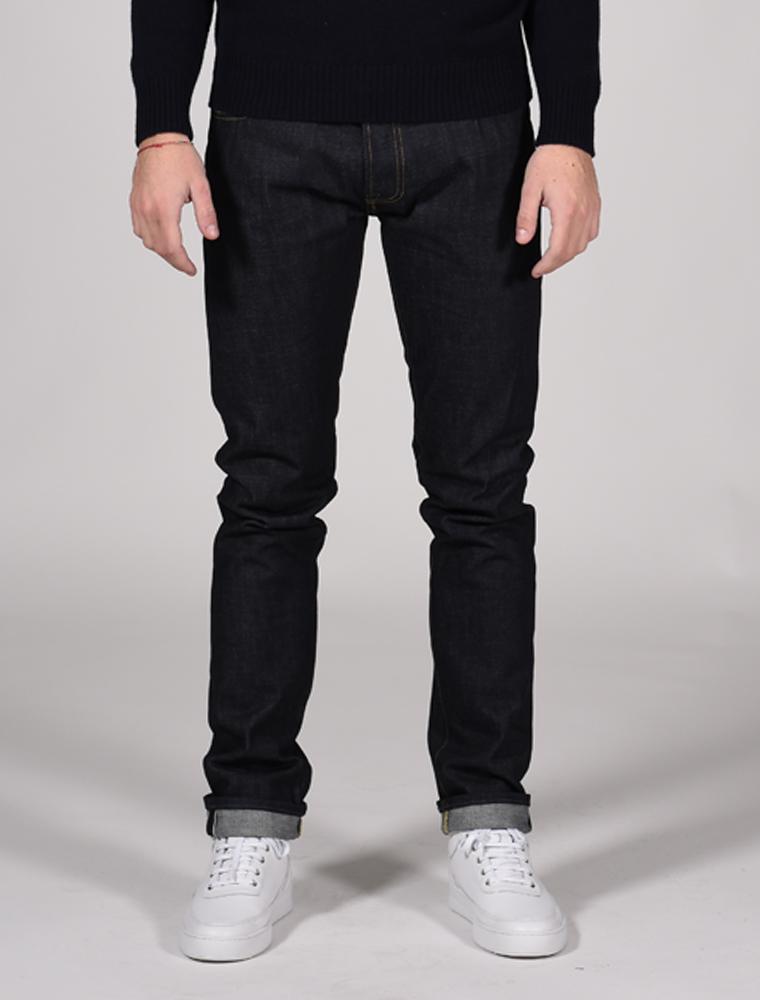 Tellason jeans Gustave indigo 14.75 oz front
