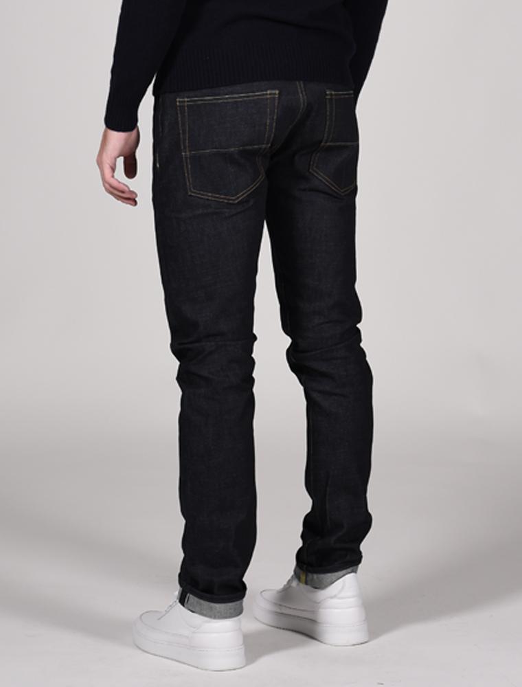 Tellason jeans Gustave indigo 14.75 oz retro 3-4