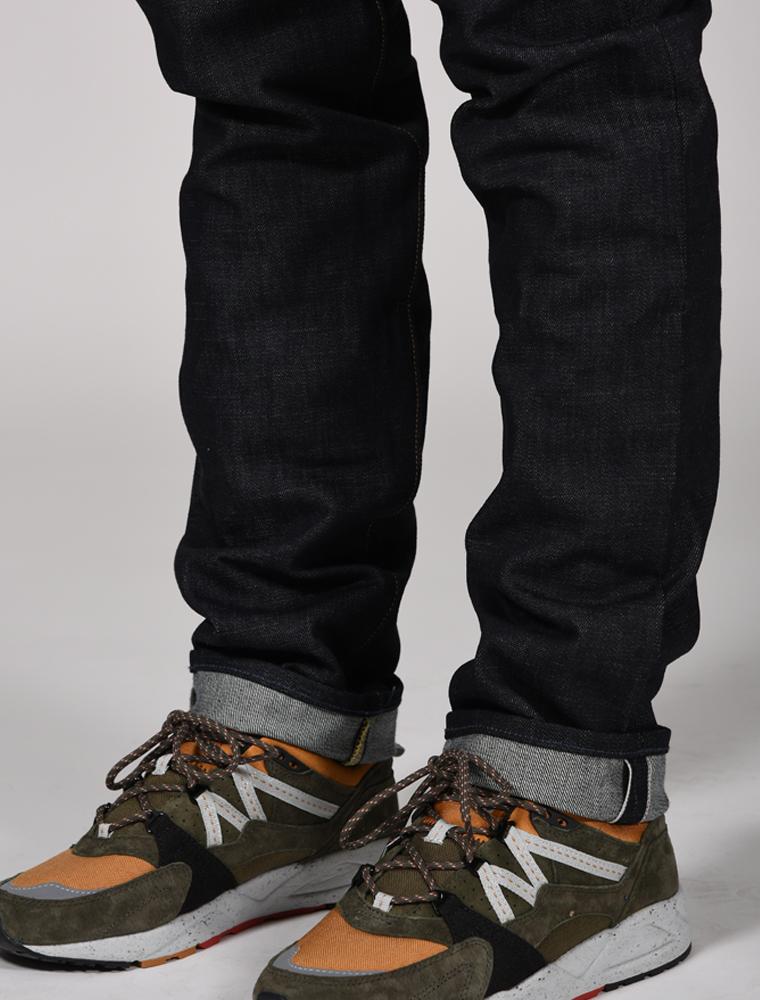 Tellason jeans Ladbroke indigo 14.75 oz dettaglio cimosa
