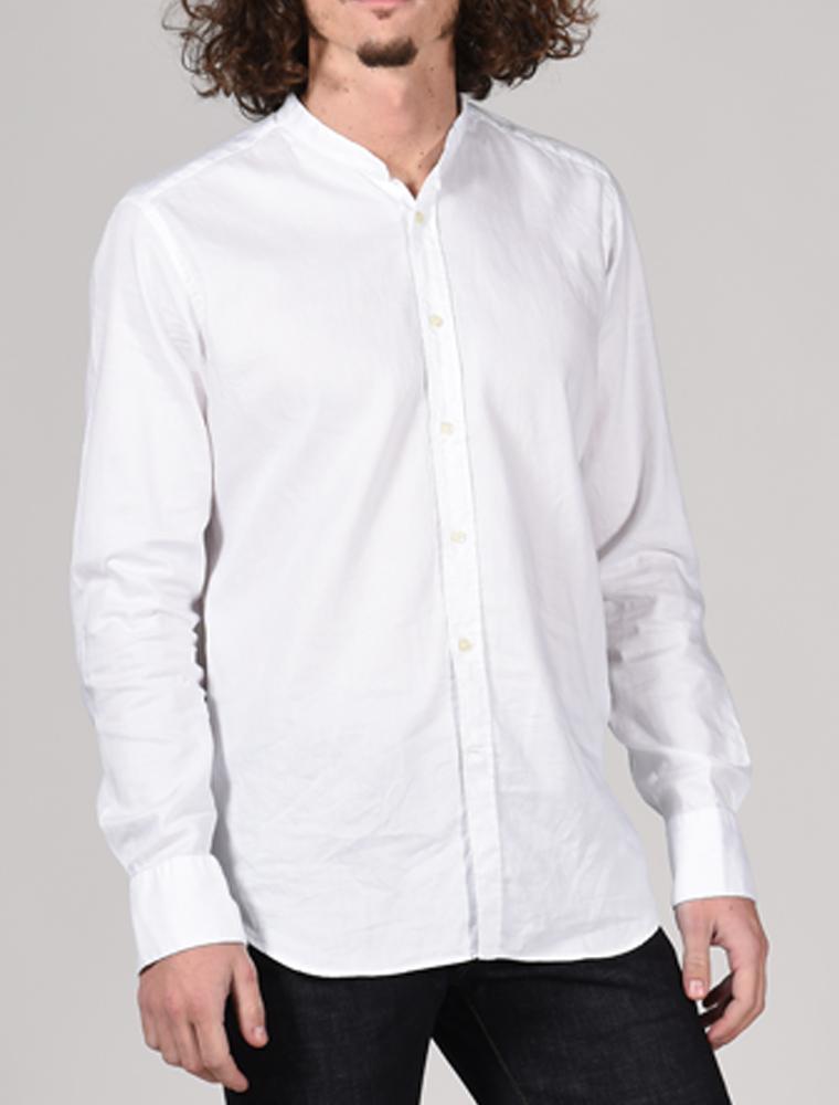 Bevilacqua Shirt Chick white dettaglio