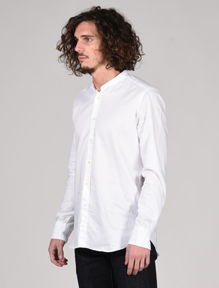 Bevilacqua Shirt Chick white 3/4