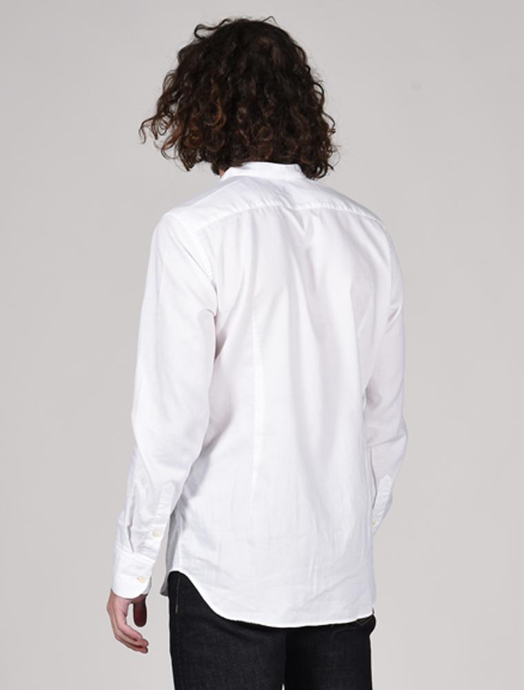 Bevilacqua Shirt Chick white 3/4 retro