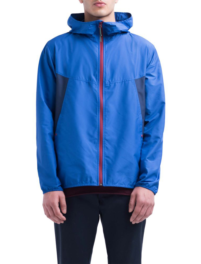 Herschel Supply Co. Voyage wind jacket peacot front