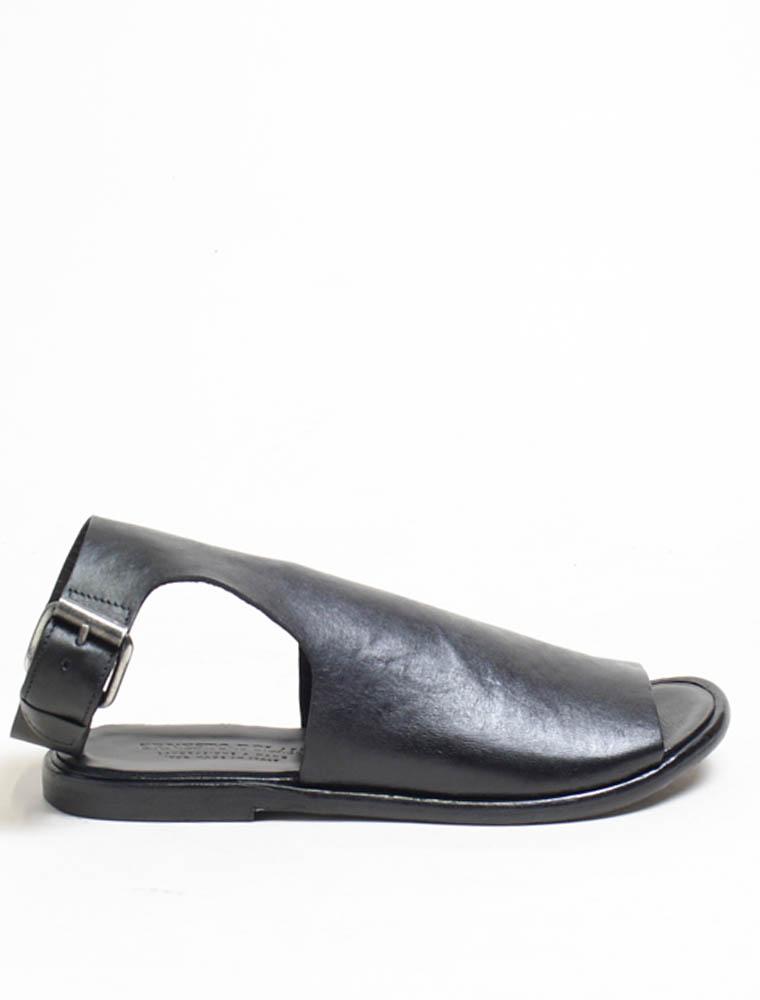 Ernesto Dolani d3435 sandalo basso nero