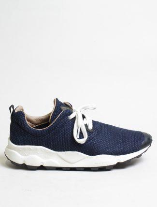 Flower Mountain sneakers Pampas man jean blue