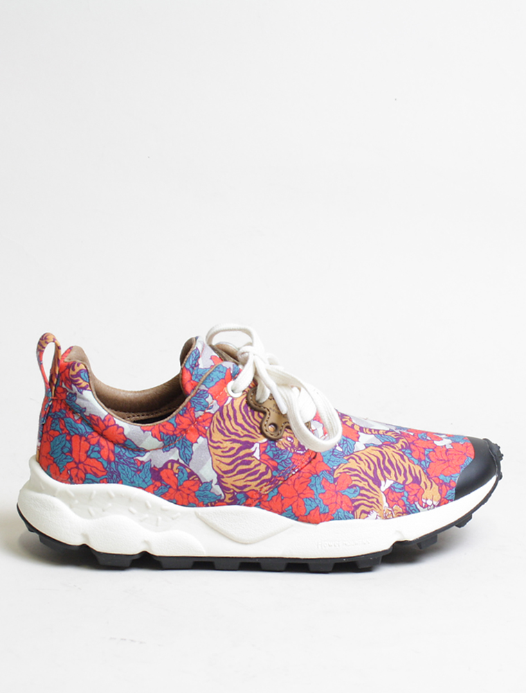 Flower Mountain sneakers Pampas wmn kyoto tiger red