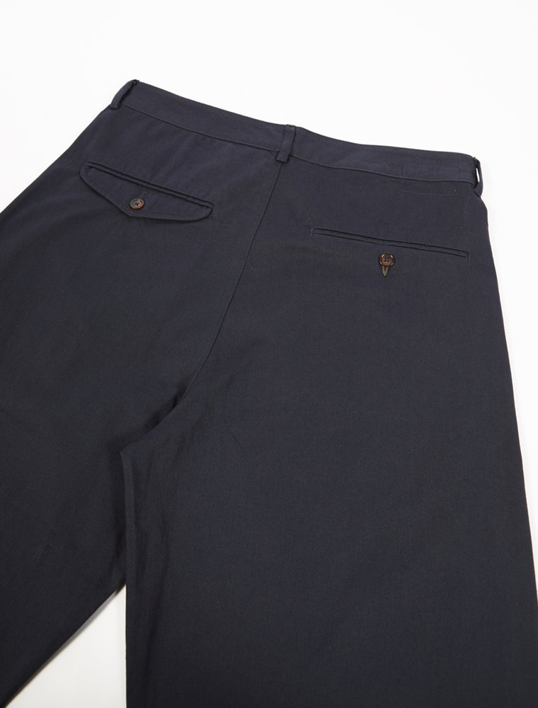 Universal Works Bakers Pant Twill Navy tasche