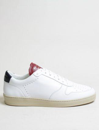 Zespa Zsp23 apla sneakers nappa bianca France