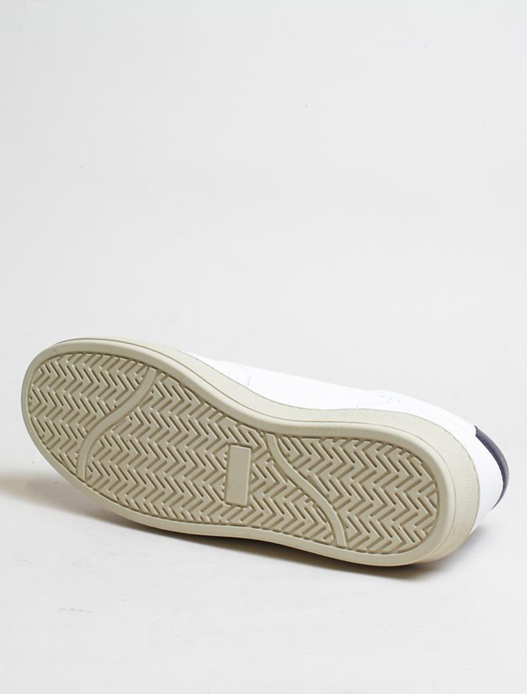 Zespa Zsp23 apla sneakers nappa bianca France suola