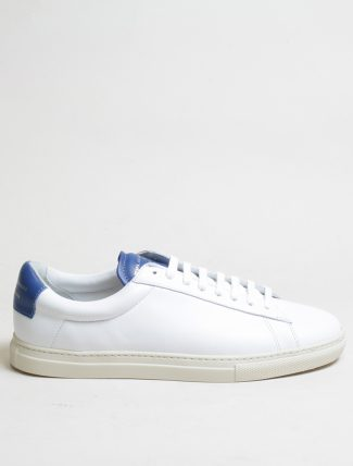Zespa Zsp4 apla white sneakers nappa bianca Massilia