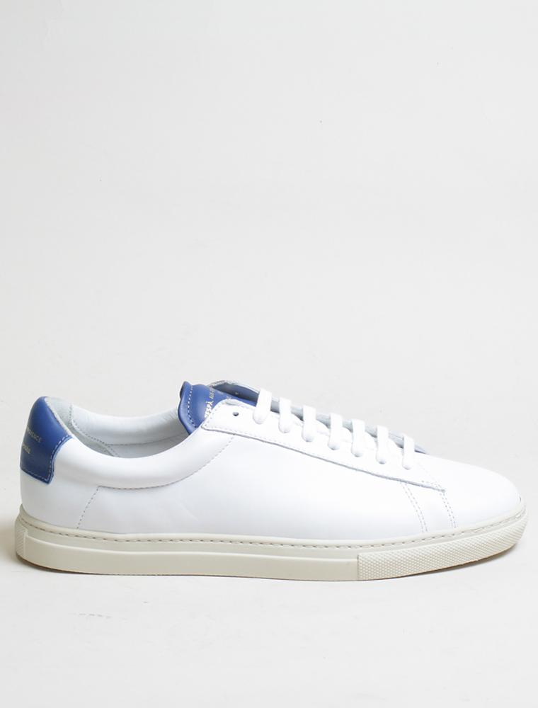dc34ba66dbfe49 Zespa Zsp4 apla white sneakers white nappa Massilia: Corsishop