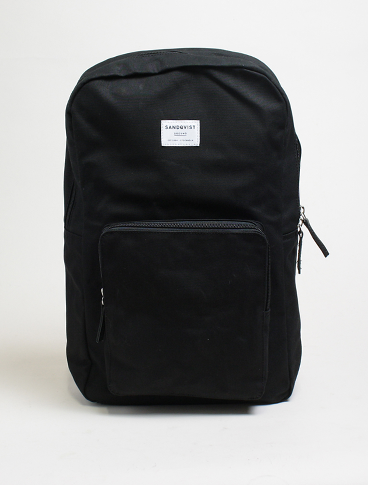 Sandqvist backpack Kim Black