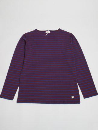 Armor Lux T-Shirt 2297 Chianti Polo