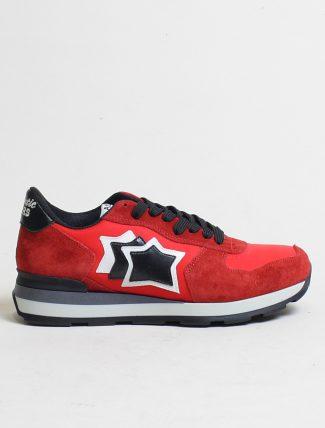 Atlantic Stars sneakers Vega RFN-81N rosso