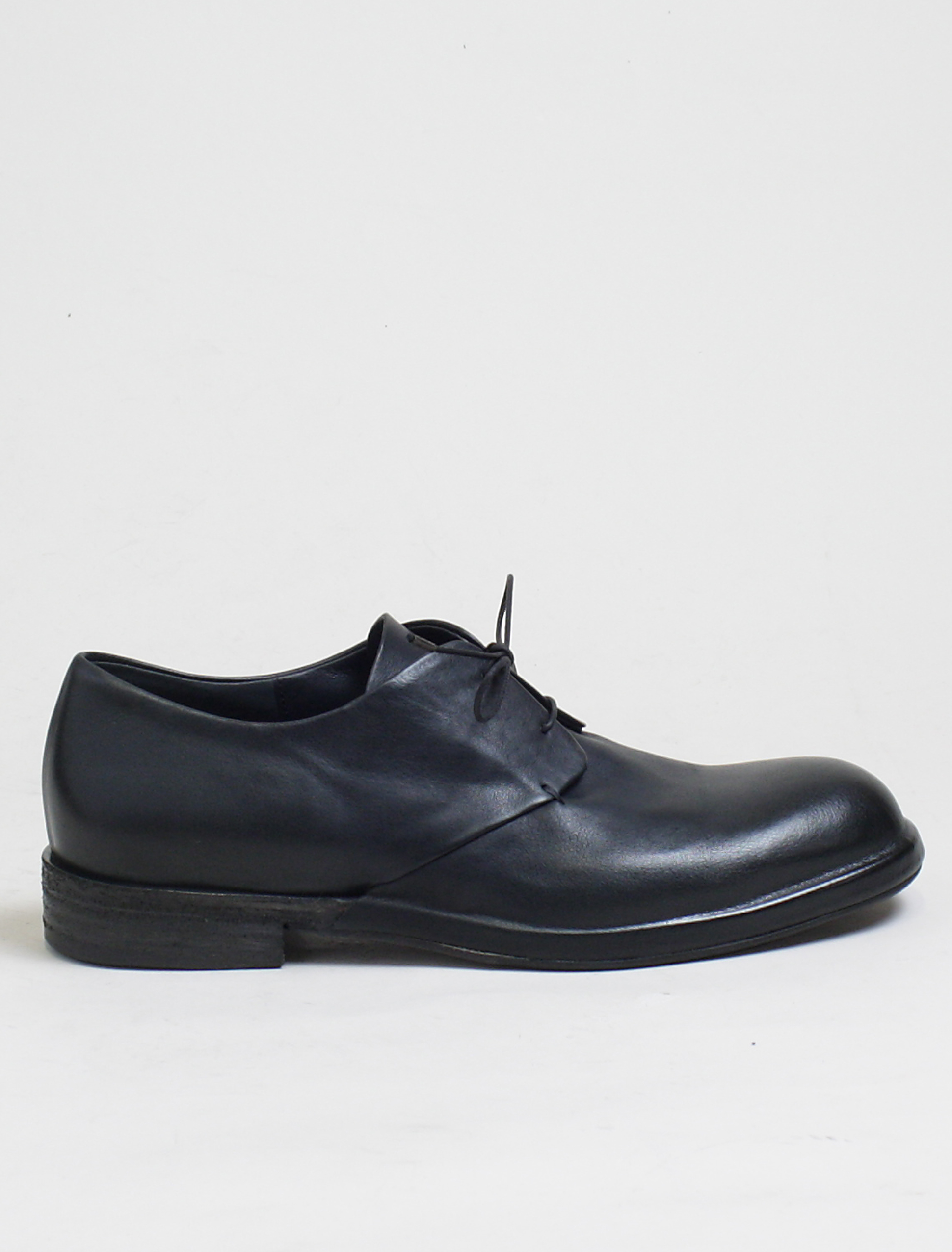 Roberto Del Carlo Old nero lace-up shoe