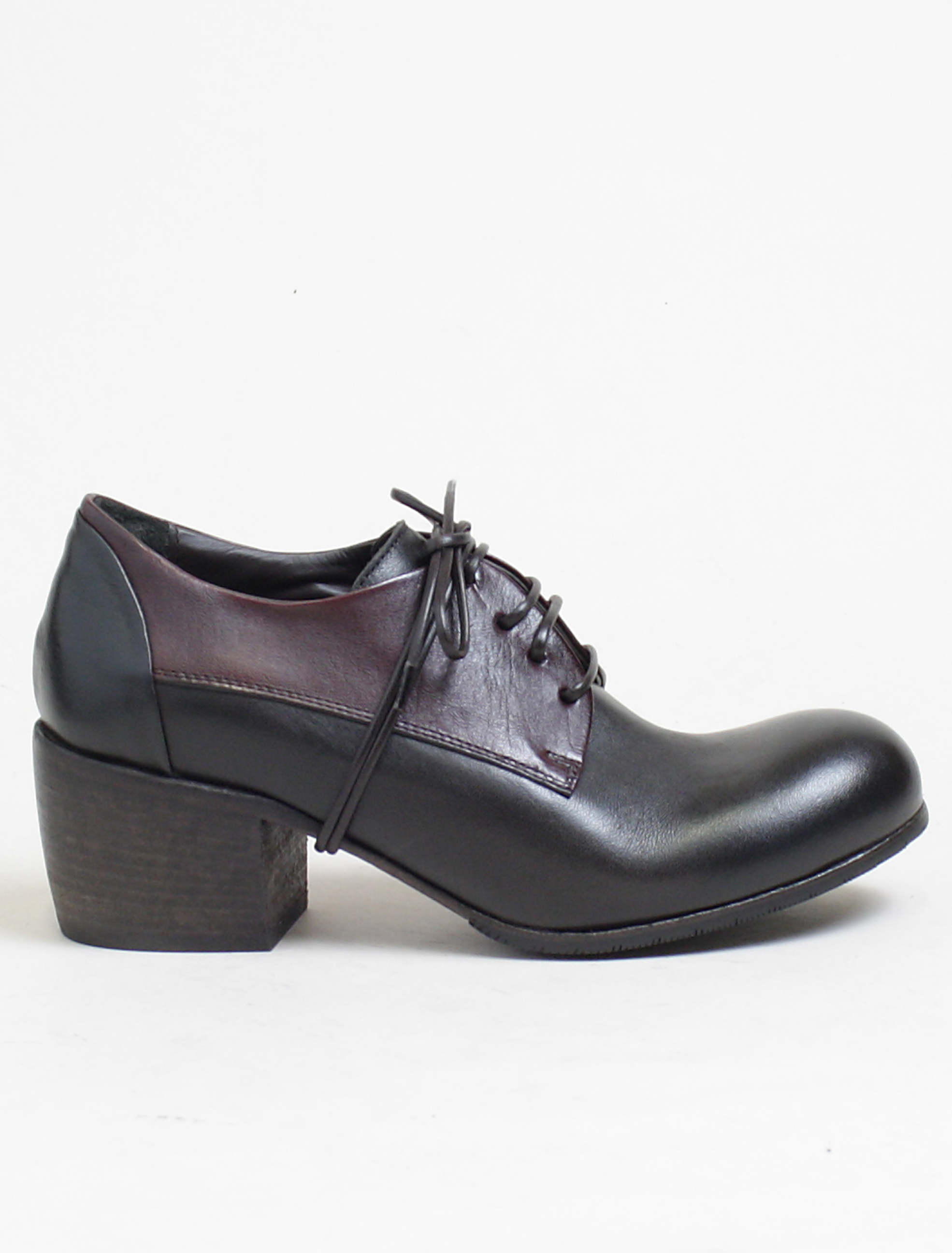 Ernesto Dolani ebony barolo low laced
