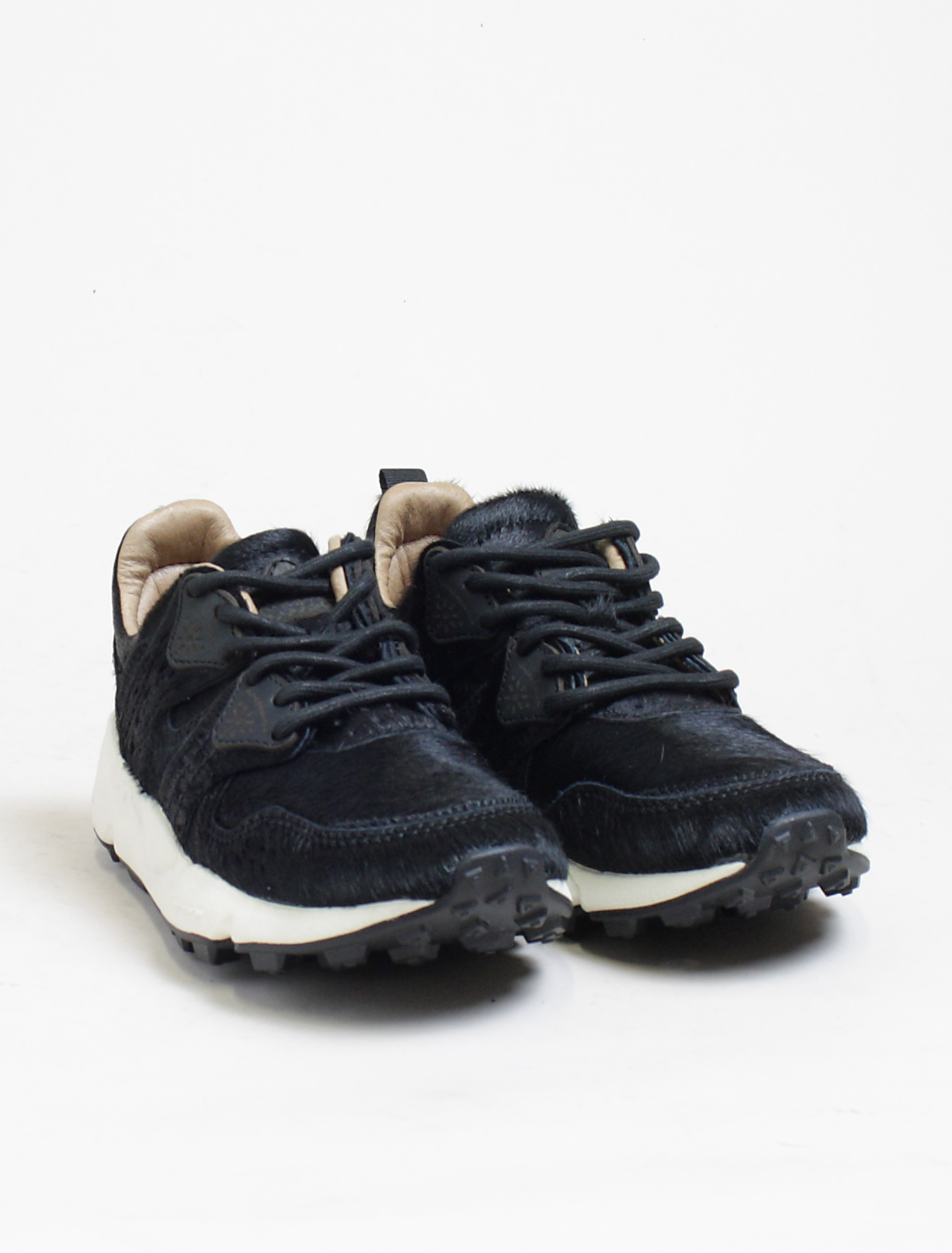 Flower Mountain sneakers Corax 2 horse hair black paio