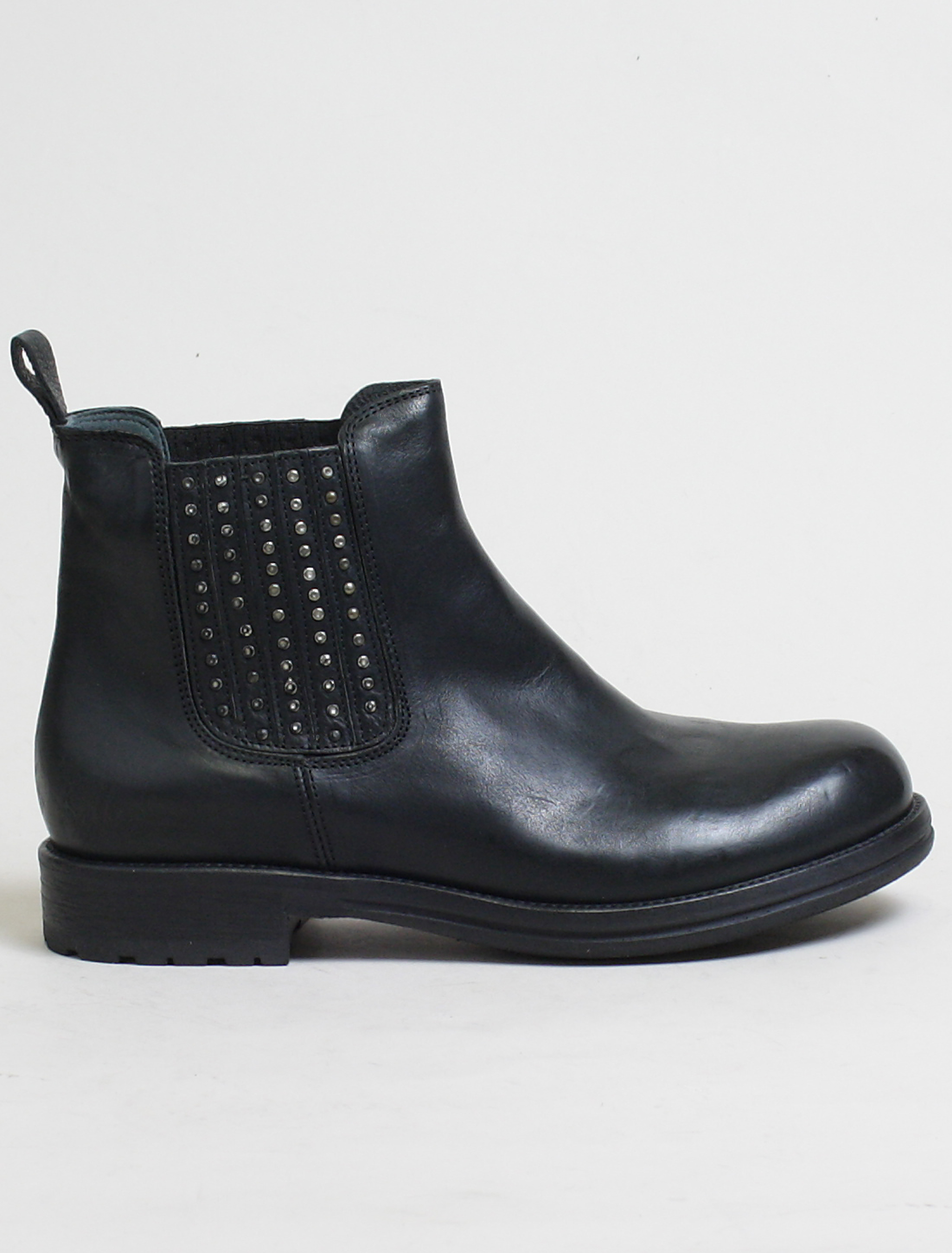 Fru.it 4758 stivaletto borchie nero