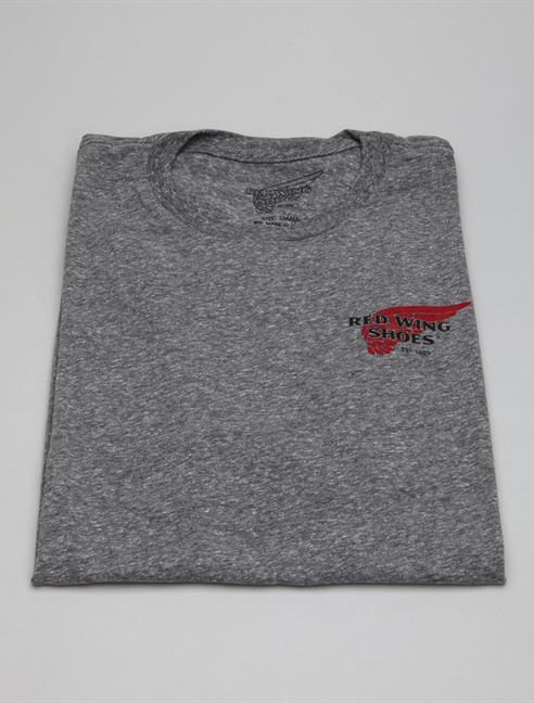 Red Wing T-shirt 97404 Grey