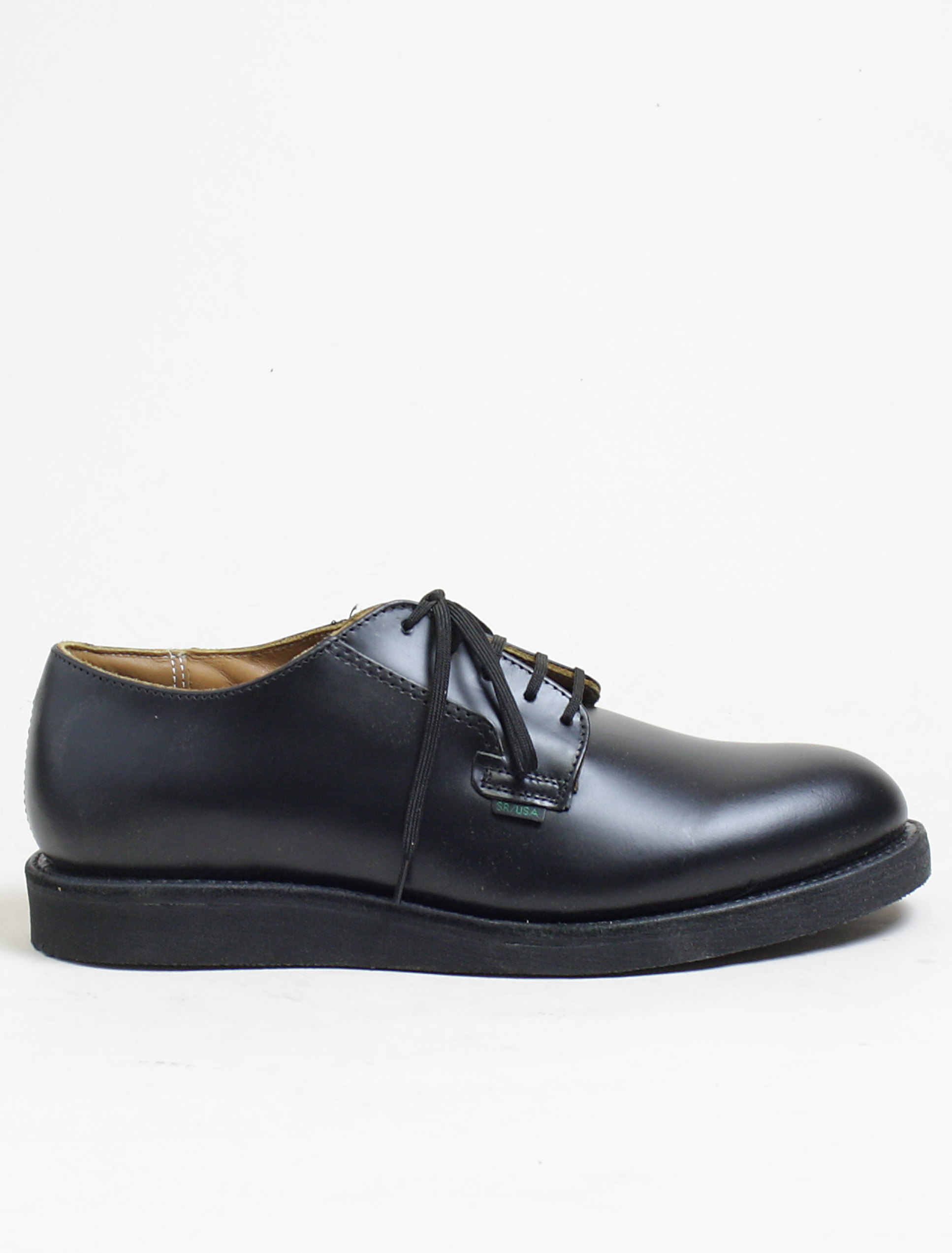 30d04339 Red Wing 101 Postman Oxford black: Red Wing Shoes