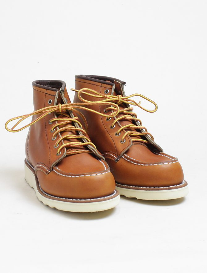 Red Wing 3375 Moc Toe Oro-legacy paio