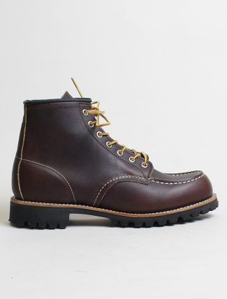 Red Wing 8146 Roughneck briar oil slik leather